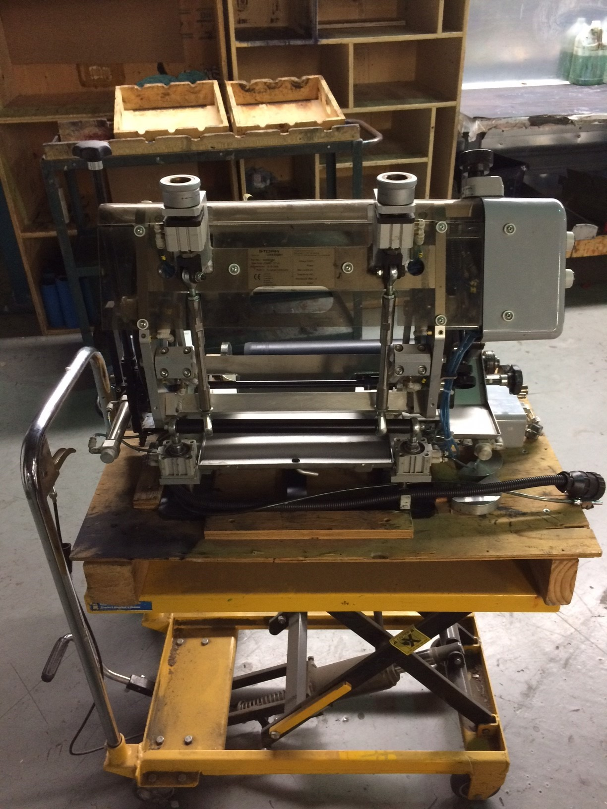 Mark Andy XP5000 - Used Flexo Printing Presses and Used Flexographic Equipment-18