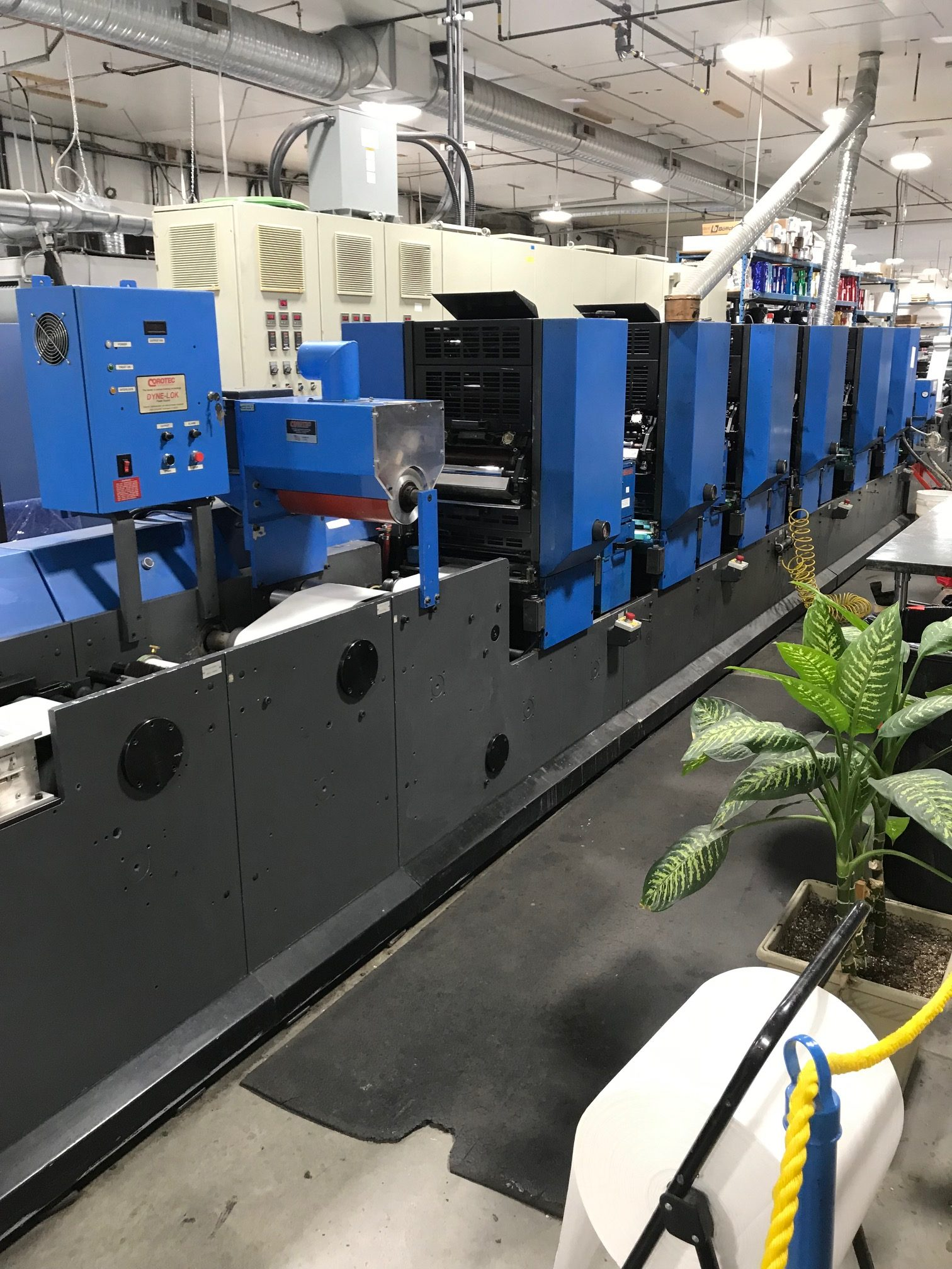 Gallus TCS250 - Used Flexo Printing Presses and Used Flexographic Equipment-13