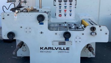 Karlville SEAM-200 - Used Flexo Printing Presses and Used Flexographic Equipment