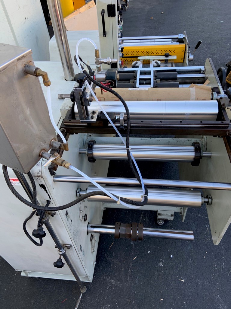 Karlville SEAM-200 - Used Flexo Printing Presses and Used Flexographic Equipment-4