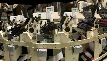 Omet Flexy FX255 - Used Flexo Printing Presses and Used Flexographic Equipment