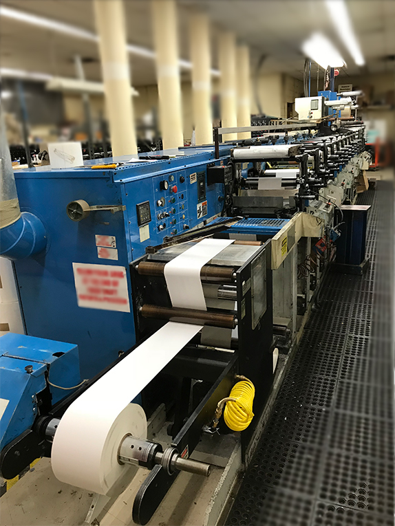 Rotopress 3513 - Used Flexo Printing Presses and Used Flexographic Equipment-6