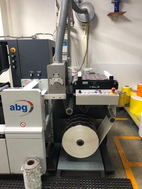 ABG Digicon Series 2 - Used Flexo Printing Presses and Used Flexographic Equipment-6