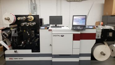 Mark Andy Digital One - Used Flexo Printing Presses and Used Flexographic Equipment