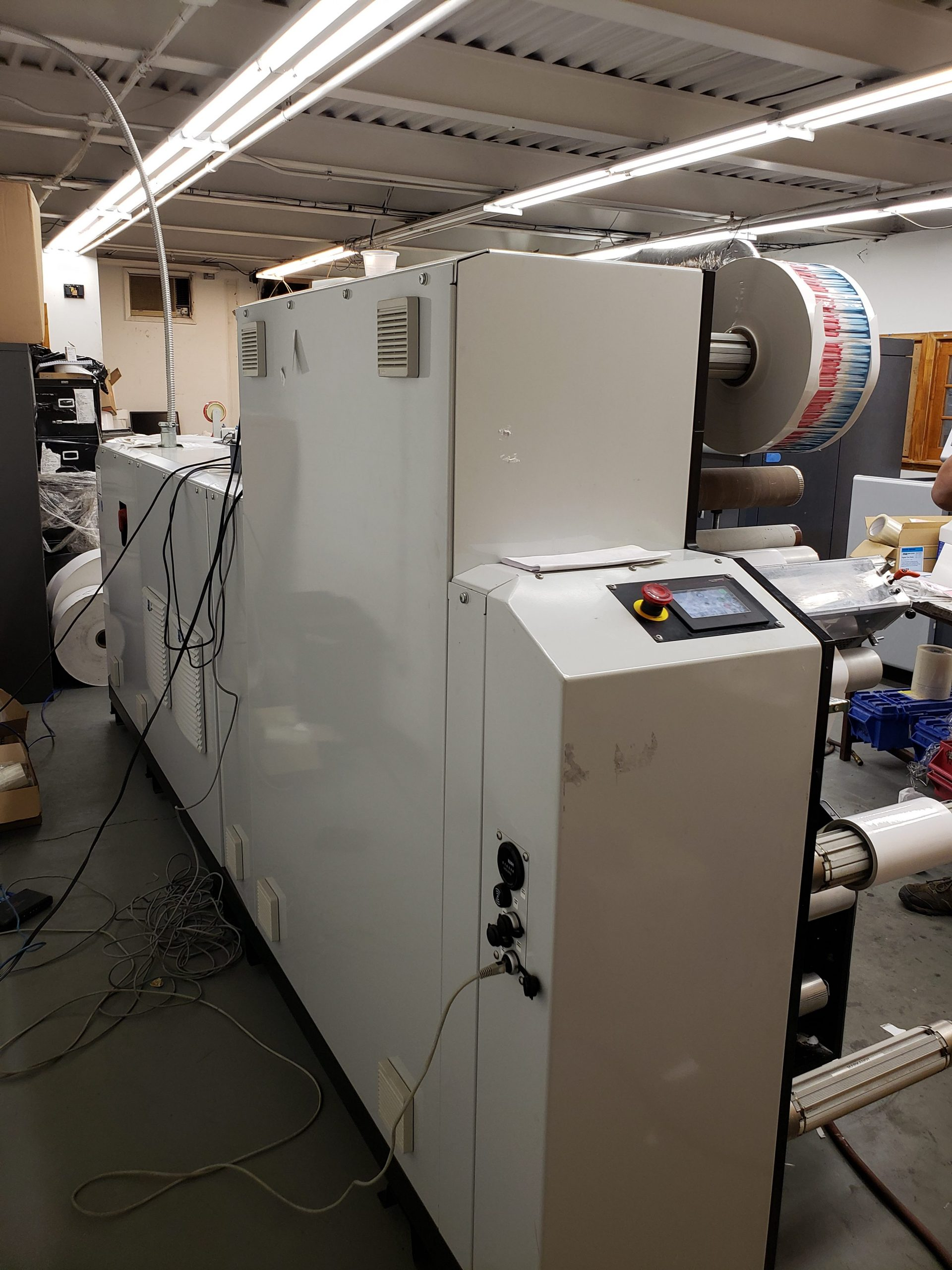 Mark Andy Digital One - Used Flexo Printing Presses and Used Flexographic Equipment-2