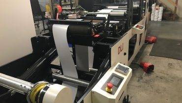 Rotoflex DLI440 - Used Flexo Printing Presses and Used Flexographic Equipment