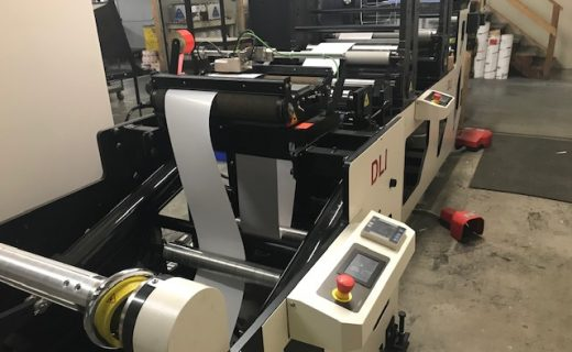 Rotoflex DLI440 - Used Flexo Printing Presses and Used Flexographic Equipment