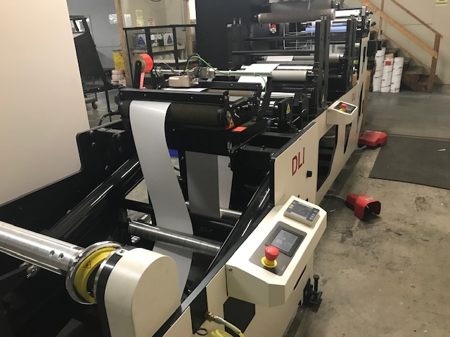 Rotoflex DLI440 - Used Flexo Printing Presses and Used Flexographic Equipment-0