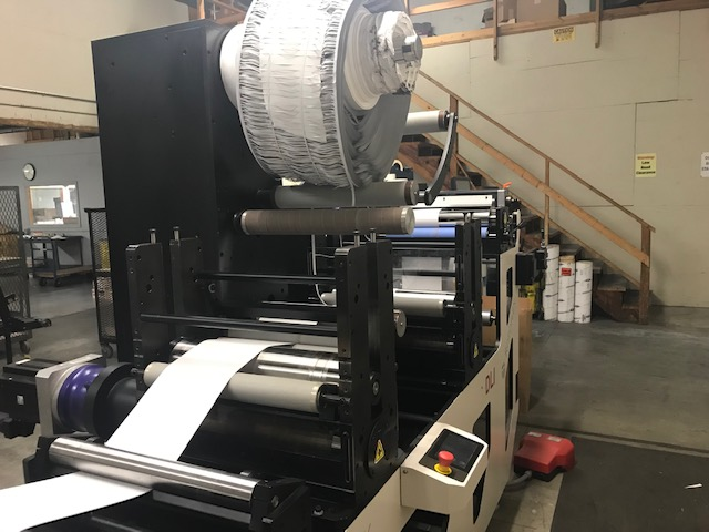 Rotoflex DLI440 - Used Flexo Printing Presses and Used Flexographic Equipment-2