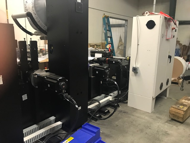Rotoflex DLI440 - Used Flexo Printing Presses and Used Flexographic Equipment-5