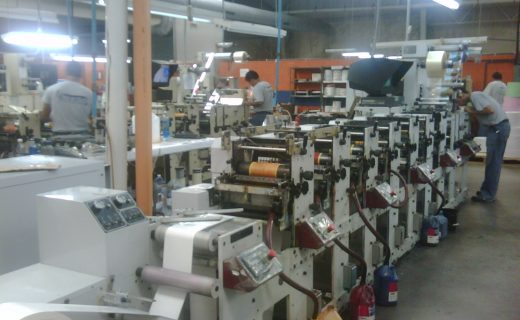 Mark Andy Scout - Used Flexo Printing Presses and Used Flexographic Equipment