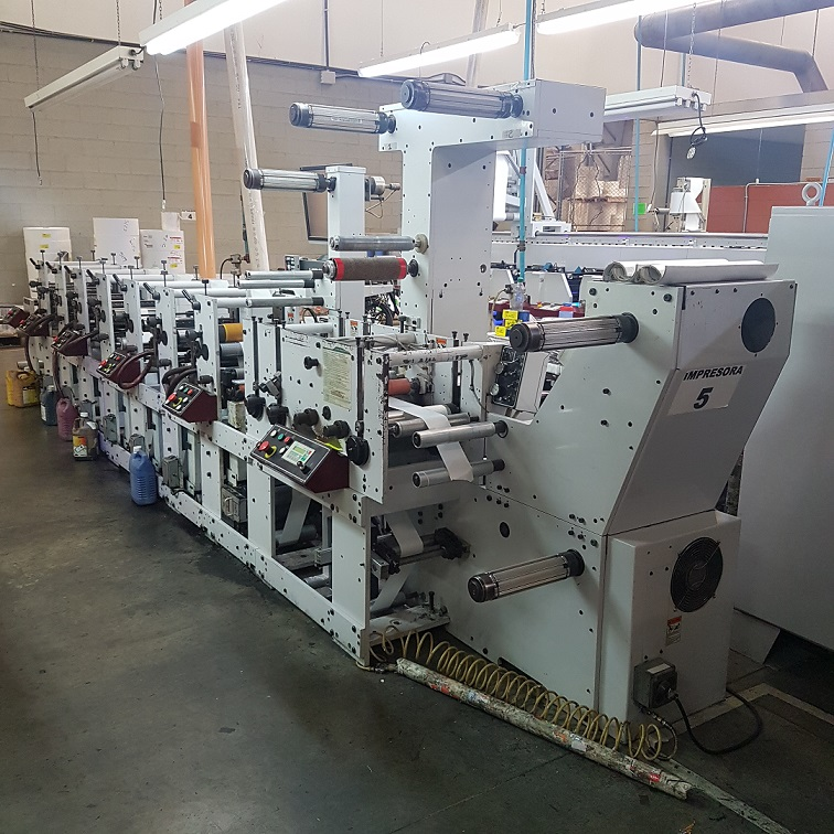Mark Andy Scout - Used Flexo Printing Presses and Used Flexographic Equipment-6