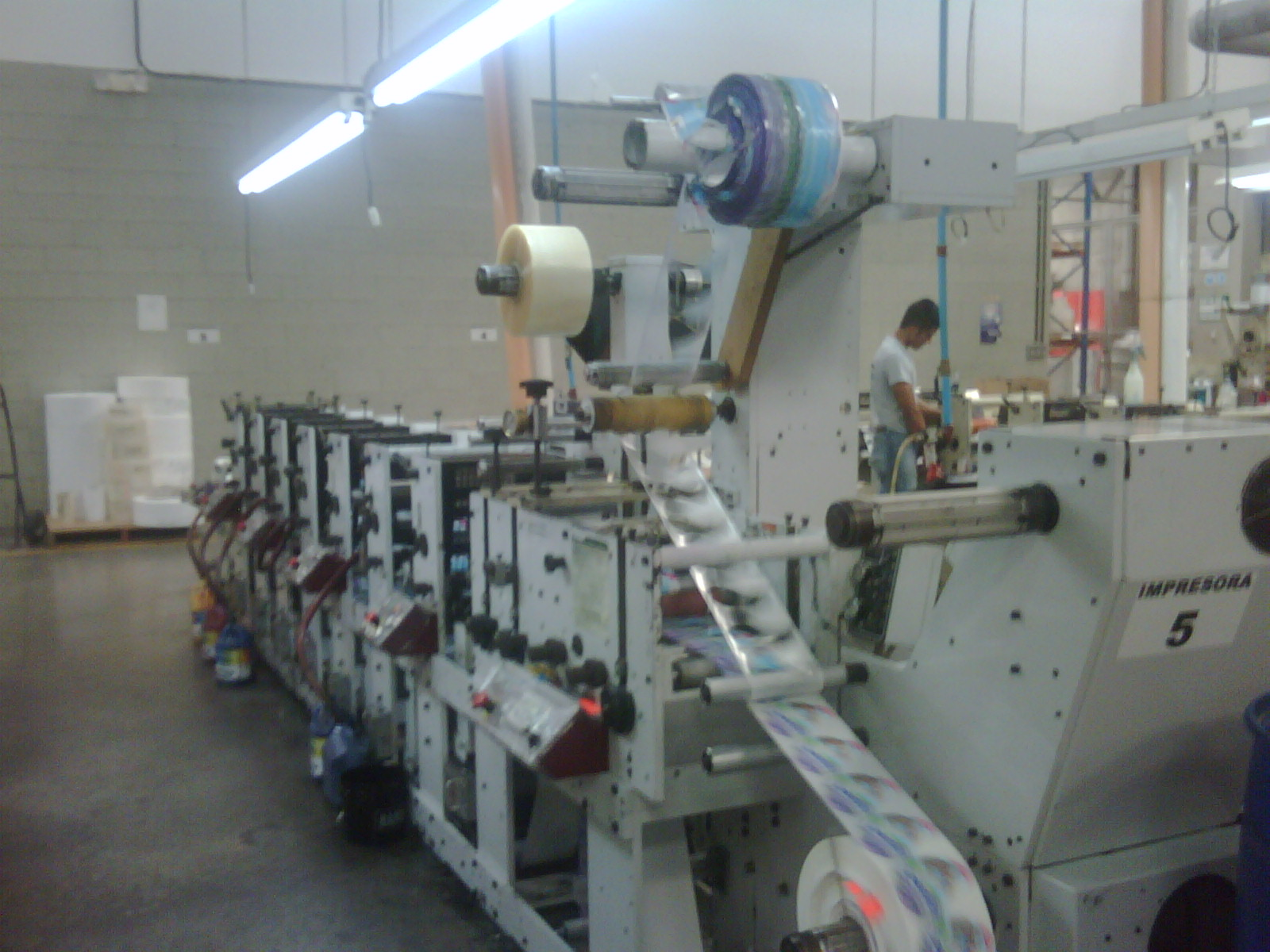 Mark Andy Scout - Used Flexo Printing Presses and Used Flexographic Equipment-7