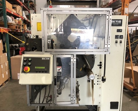 KTI JR1312-05 - Used Flexo Printing Presses and Used Flexographic Equipment-0
