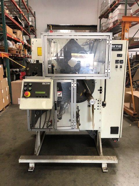KTI JR1312-05 - Used Flexo Printing Presses and Used Flexographic Equipment-4