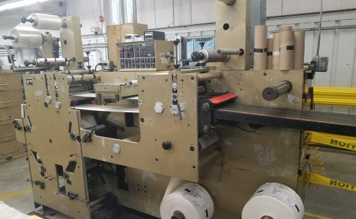 Mark Andy 910 - Used Flexo Printing Presses and Used Flexographic Equipment