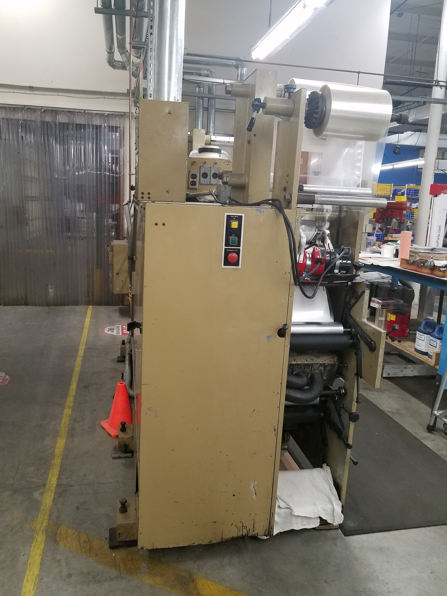 Mark Andy 910 - Used Flexo Printing Presses and Used Flexographic Equipment-2