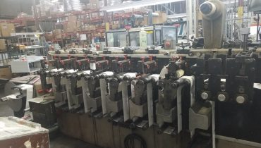 Webtron 750 - Used Flexo Printing Presses and Used Flexographic Equipment
