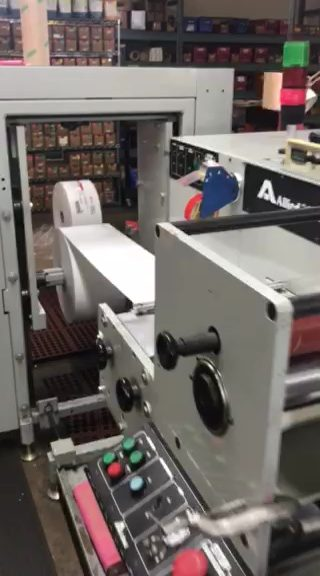 Allied 313 - Used Flexo Printing Presses and Used Flexographic Equipment-7