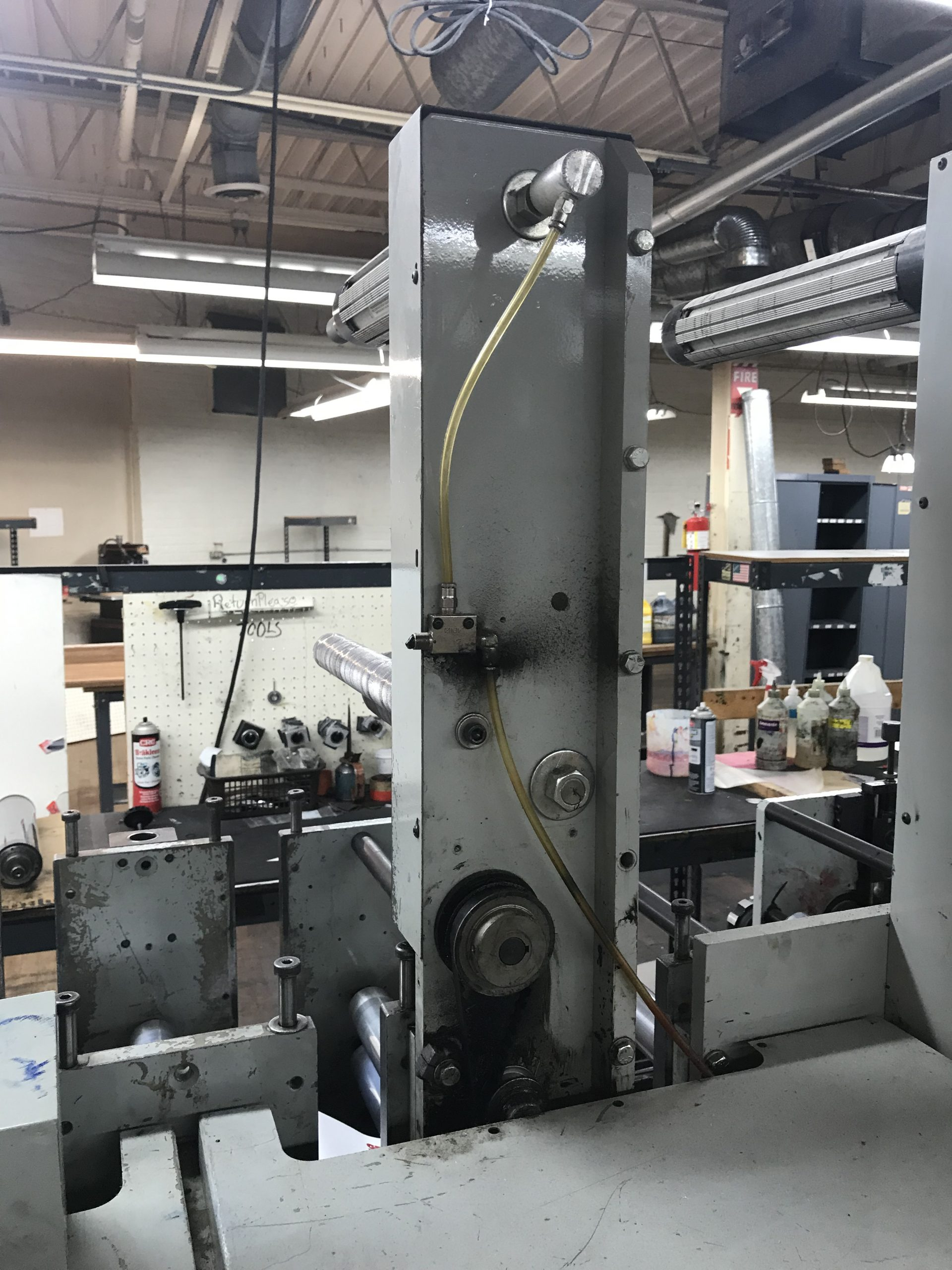 Allied 313 - Used Flexo Printing Presses and Used Flexographic Equipment-25