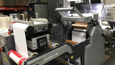 Rotoworx 330 - Used Flexo Printing Presses and Used Flexographic Equipment