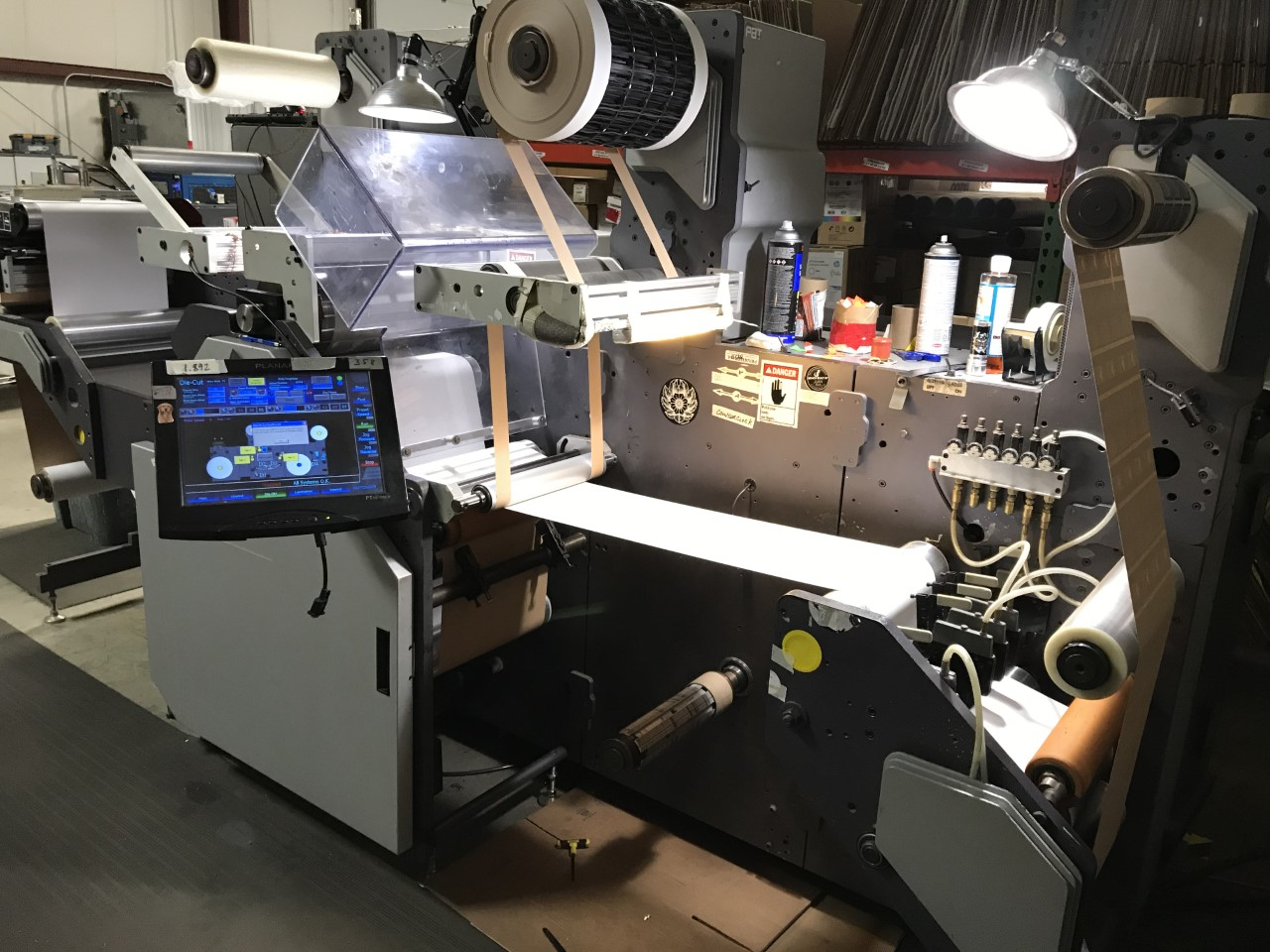 Rotoworx 330 - Used Flexo Printing Presses and Used Flexographic Equipment-2