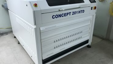 Degraf Concept 201 HTD - Used Flexo Printing Presses and Used Flexographic Equipment