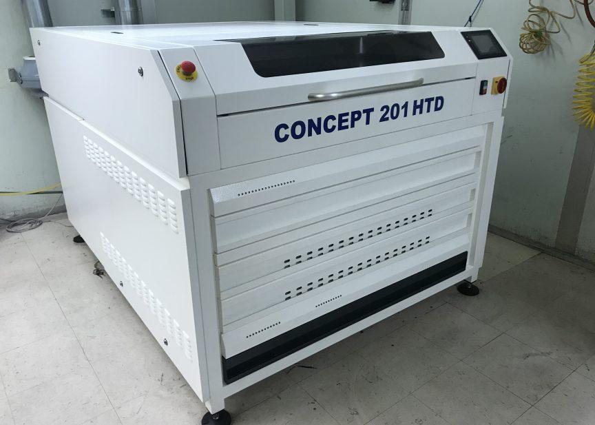 Degraf Concept 201 HTD