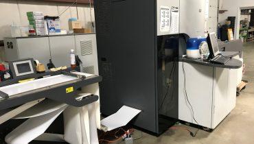 HP Indigo WS4000 - Used Flexo Printing Presses and Used Flexographic Equipment