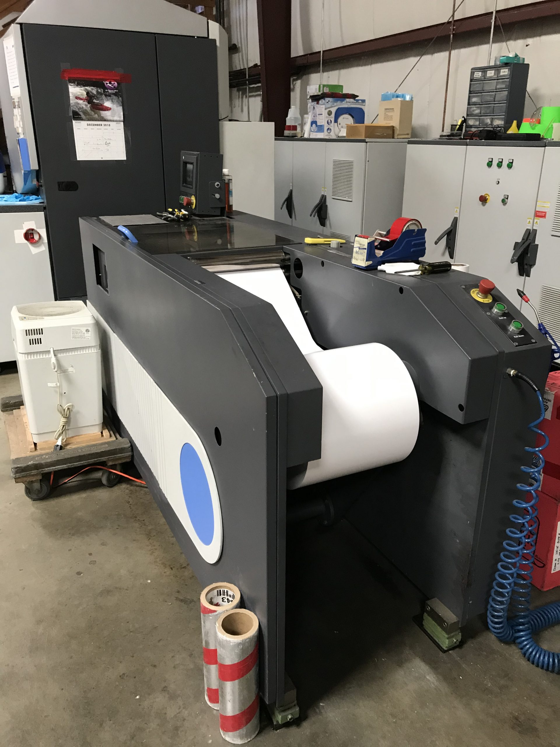 HP Indigo WS4000 - Used Flexo Printing Presses and Used Flexographic Equipment-2