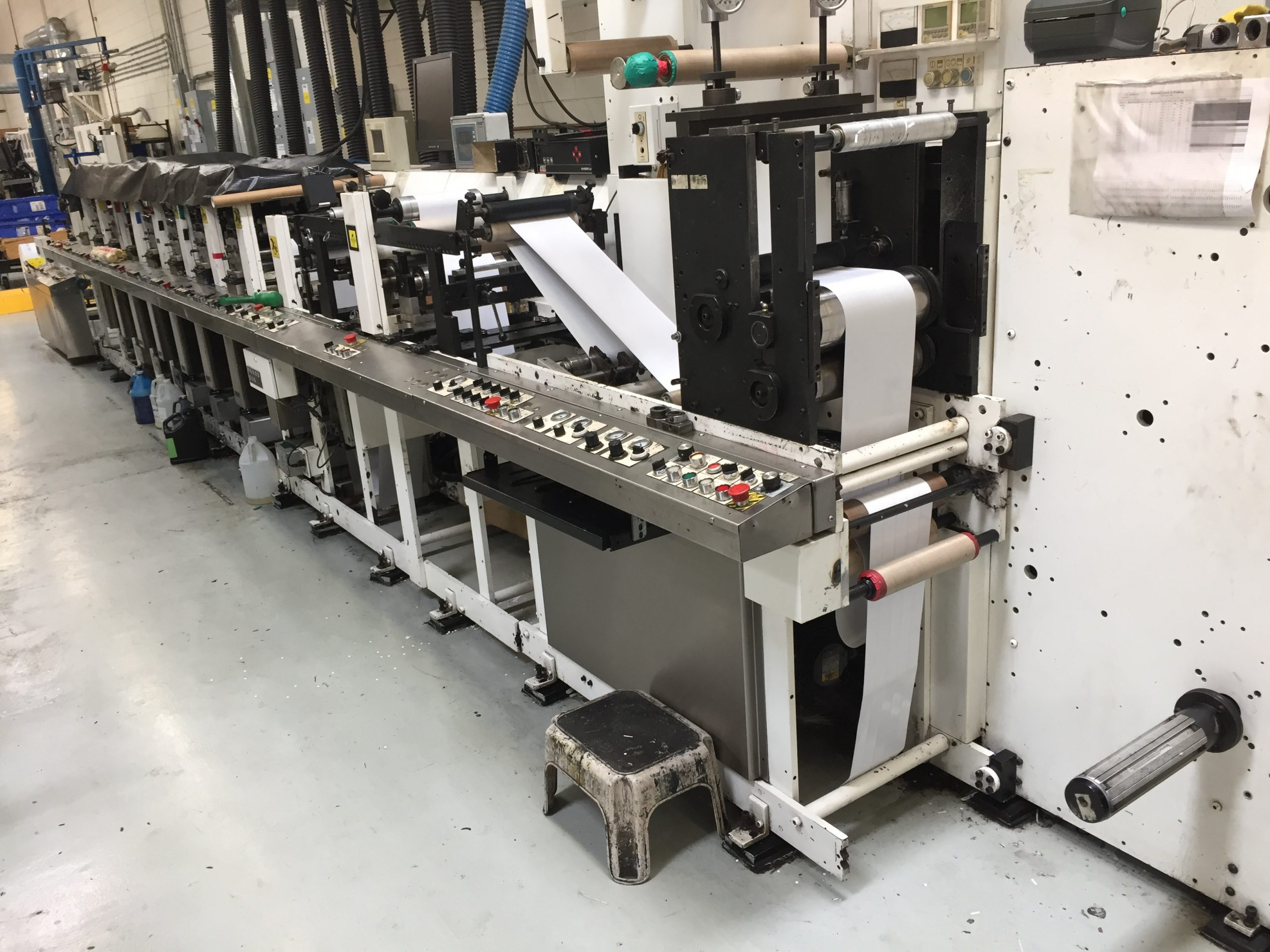 Aquaflex LCQXX-1008 - Used Flexo Printing Presses and Used Flexographic Equipment-5