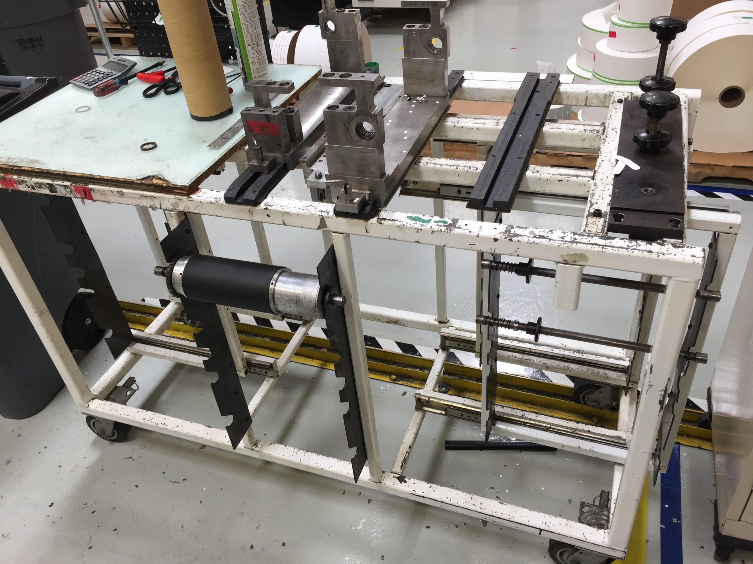 Aquaflex LCQXX-1008 - Used Flexo Printing Presses and Used Flexographic Equipment-10