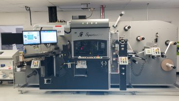 Spartanics L1000 - Used Flexo Printing Presses and Used Flexographic Equipment