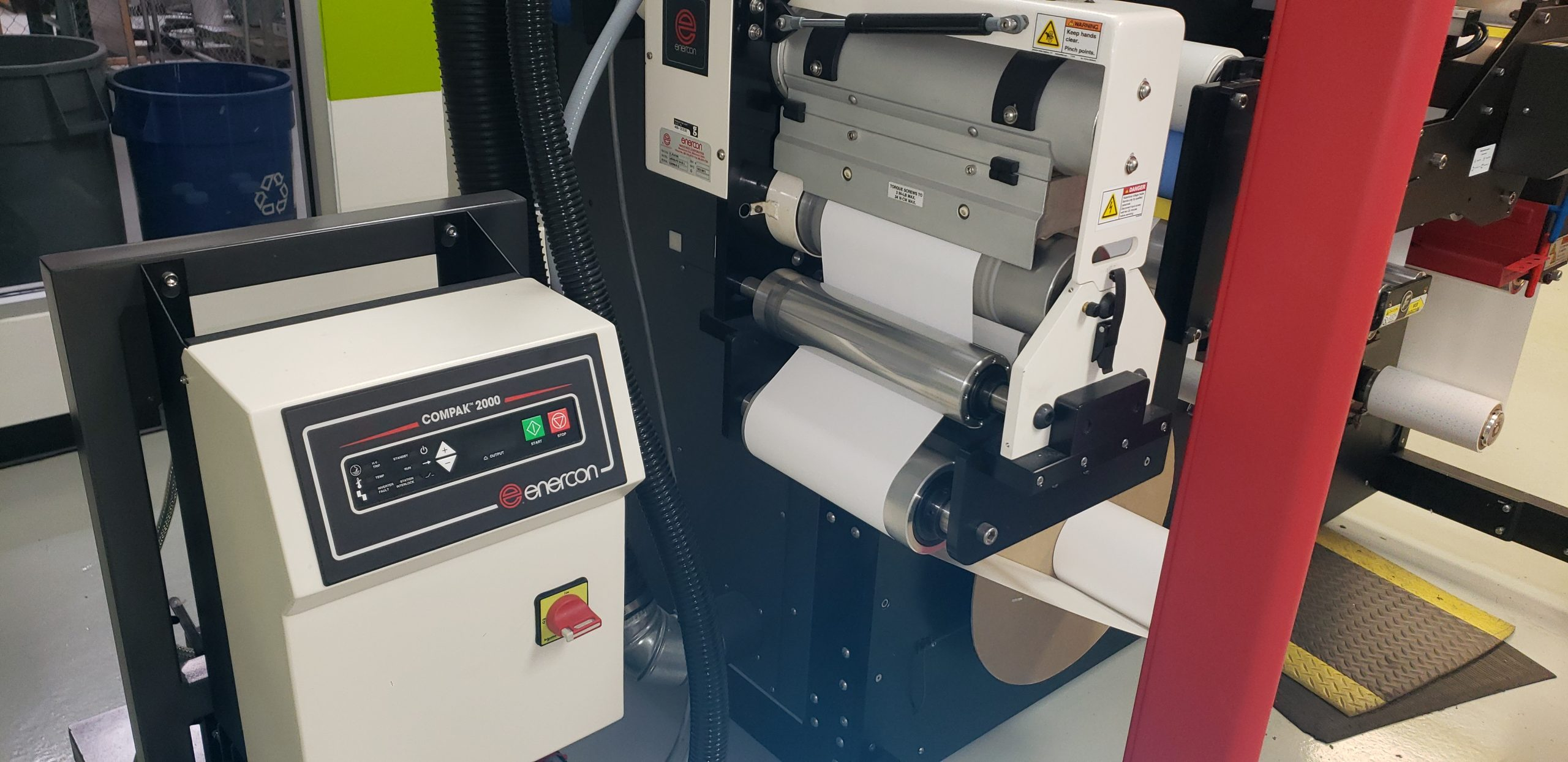 Spartanics L1000 - Used Flexo Printing Presses and Used Flexographic Equipment-2