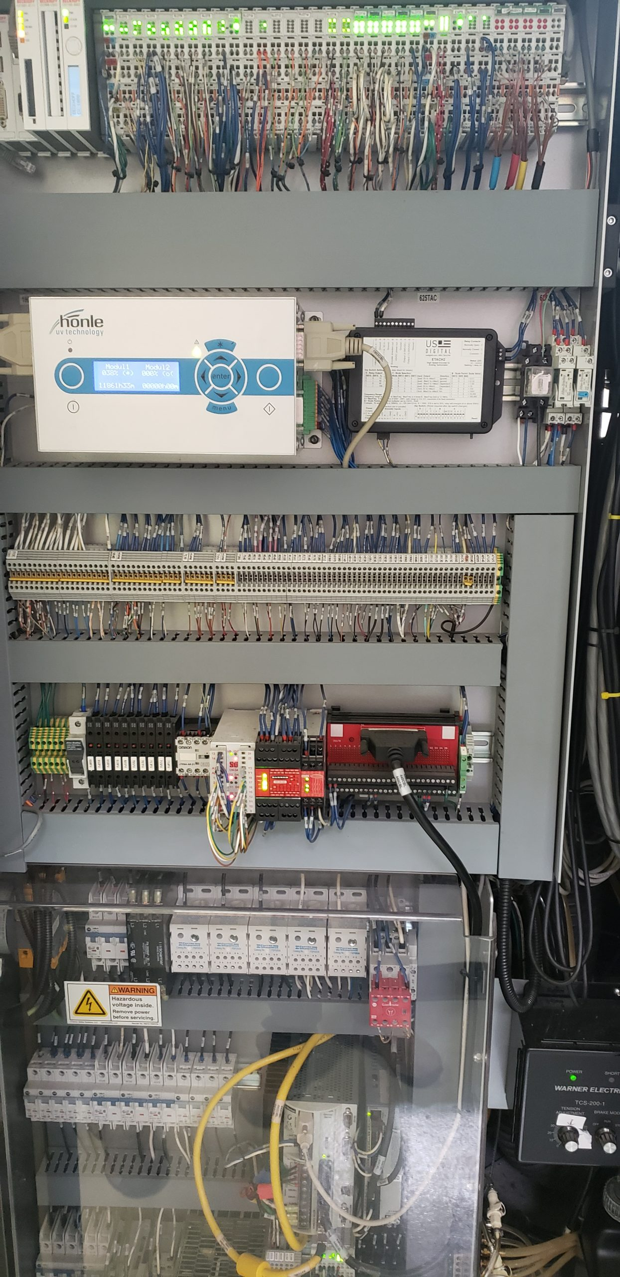 EFI Jetrion 4830 - Used Flexo Printing Presses and Used Flexographic Equipment-3