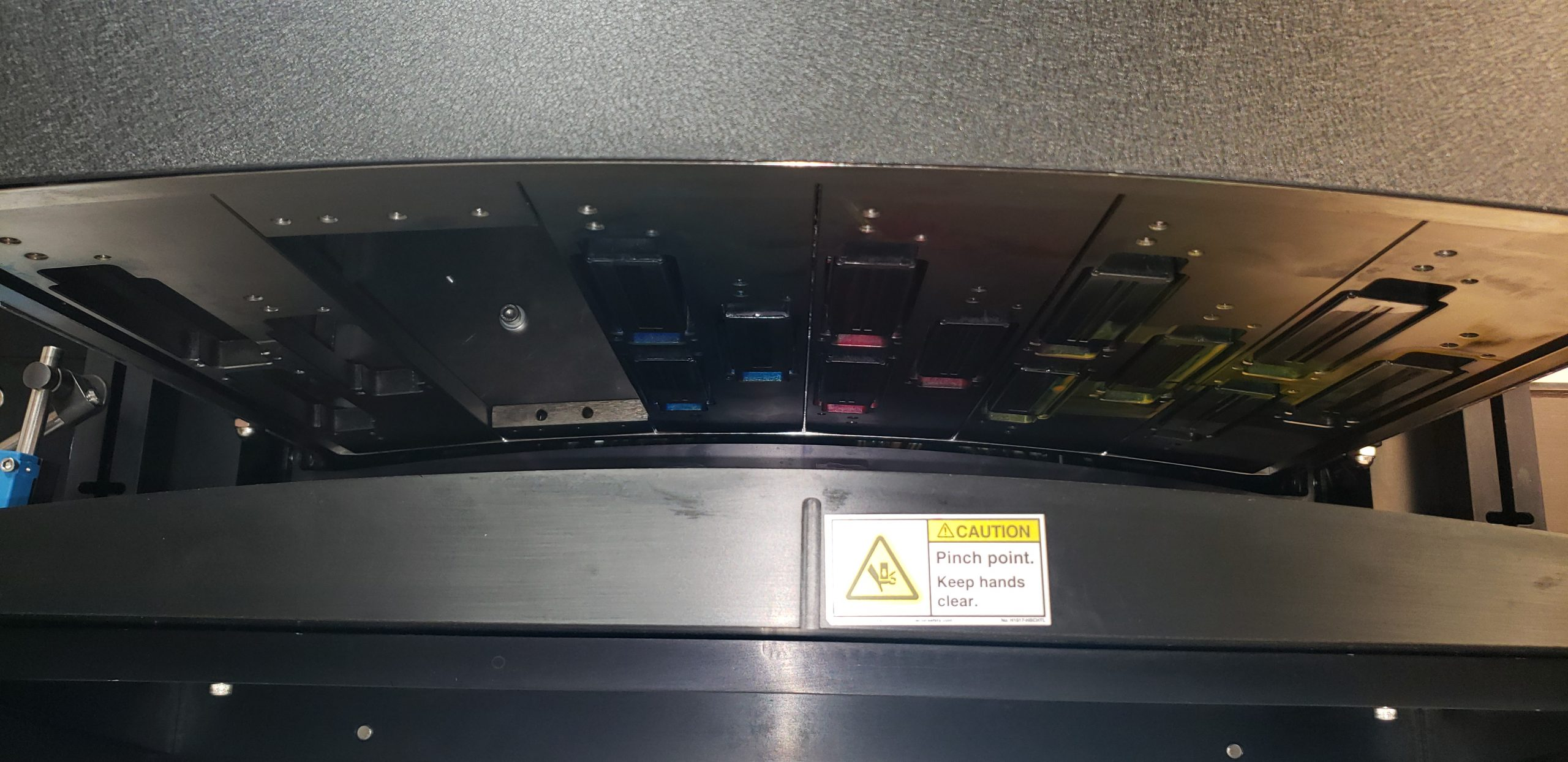 EFI Jetrion 4830 - Used Flexo Printing Presses and Used Flexographic Equipment-5