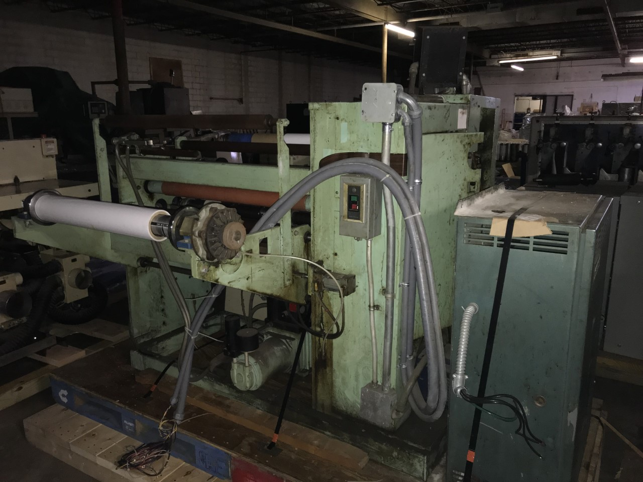 Arrow Model 325-21 - Used Flexo Printing Presses and Used Flexographic Equipment-2