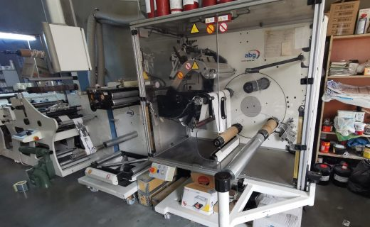 ABG Vectra SGTR 330-4 - Used Flexo Printing Presses and Used Flexographic Equipment