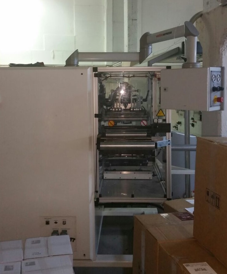 ABG Vectra SGTR 330-4 - Used Flexo Printing Presses and Used Flexographic Equipment-7