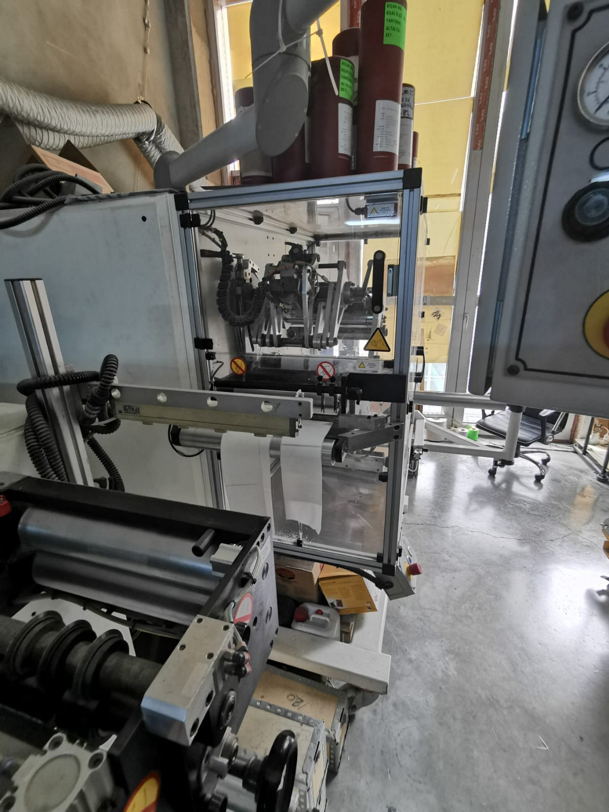ABG Vectra SGTR 330-4 - Used Flexo Printing Presses and Used Flexographic Equipment-12
