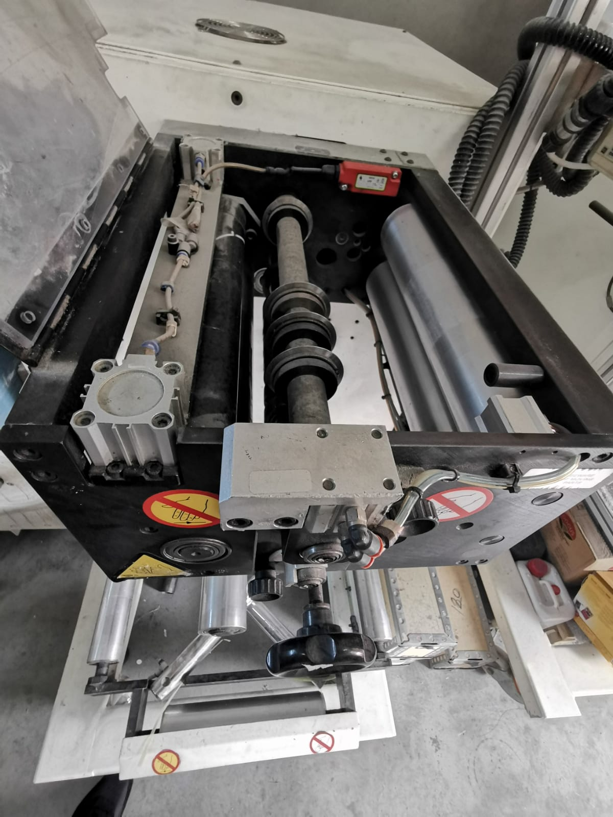 ABG Vectra SGTR 330-4 - Used Flexo Printing Presses and Used Flexographic Equipment-13
