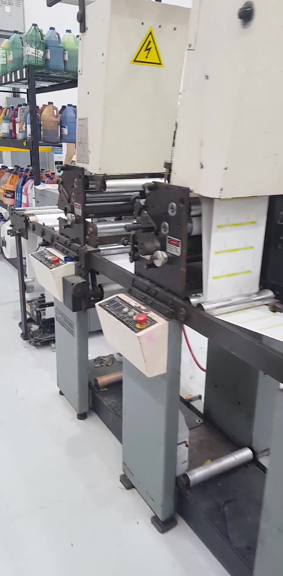 Comco Captain - Used Flexo Printing Presses and Used Flexographic Equipment-3
