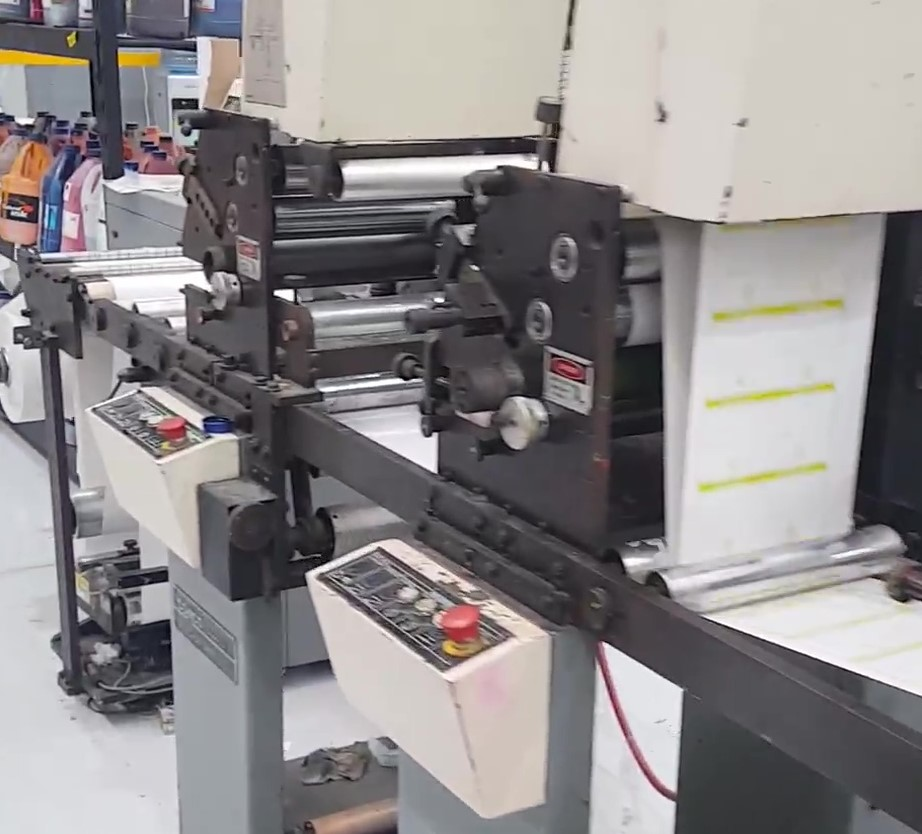 Comco Captain - Used Flexo Printing Presses and Used Flexographic Equipment-9
