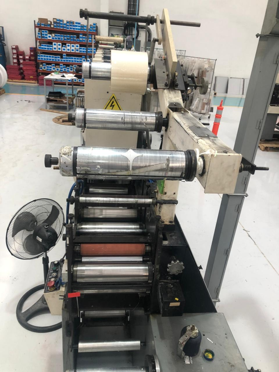 Comco Captain - Used Flexo Printing Presses and Used Flexographic Equipment-12