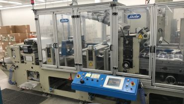 Schober RSM Offline Die Cutter - Used Flexo Printing Presses and Used Flexographic Equipment