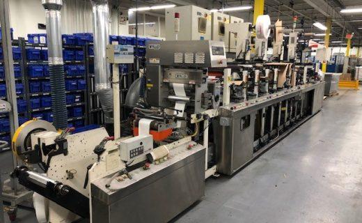 Aquaflex DCQXX1006 - Used Flexo Printing Presses and Used Flexographic Equipment