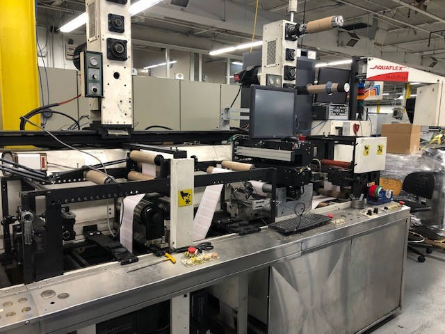 Aquaflex DCQXX1006 - Used Flexo Printing Presses and Used Flexographic Equipment-3