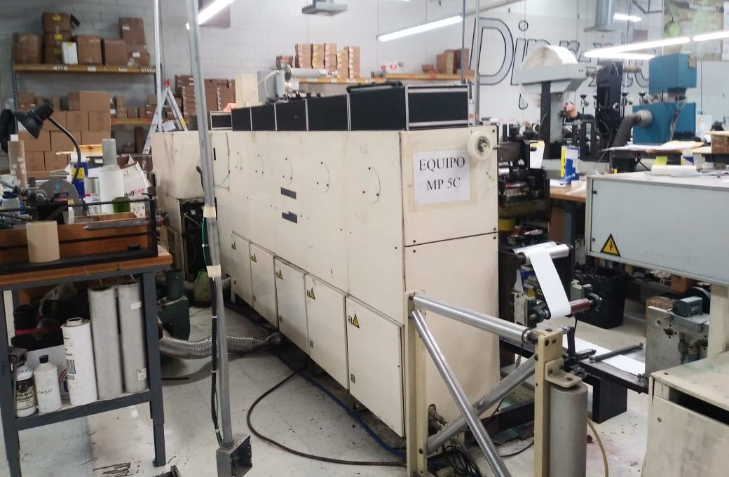 Nilpeter F200 - Used Flexo Printing Presses and Used Flexographic Equipment-4
