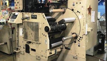 KTI MR1624-05 - Used Flexo Printing Presses and Used Flexographic Equipment