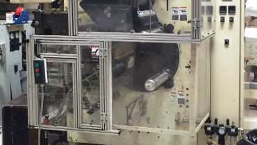 KTI JR1312-05 - Used Flexo Printing Presses and Used Flexographic Equipment